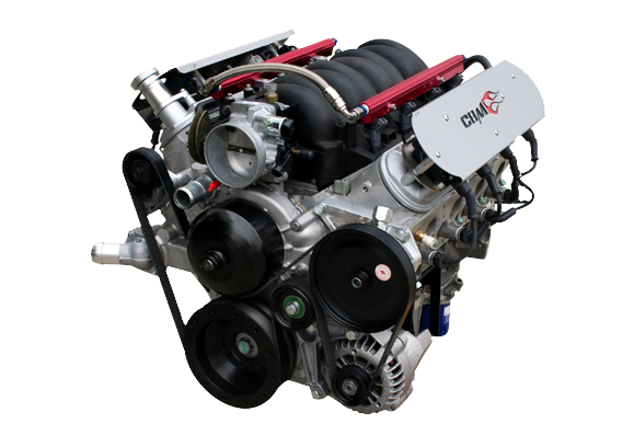 Ls Base on Supercharged Ls1 Crate Engine
