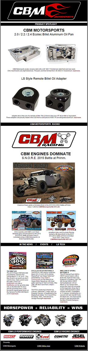 cbm news feb 2015
