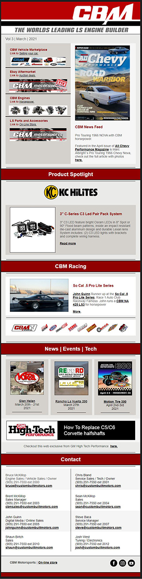 cbm news jan 2021